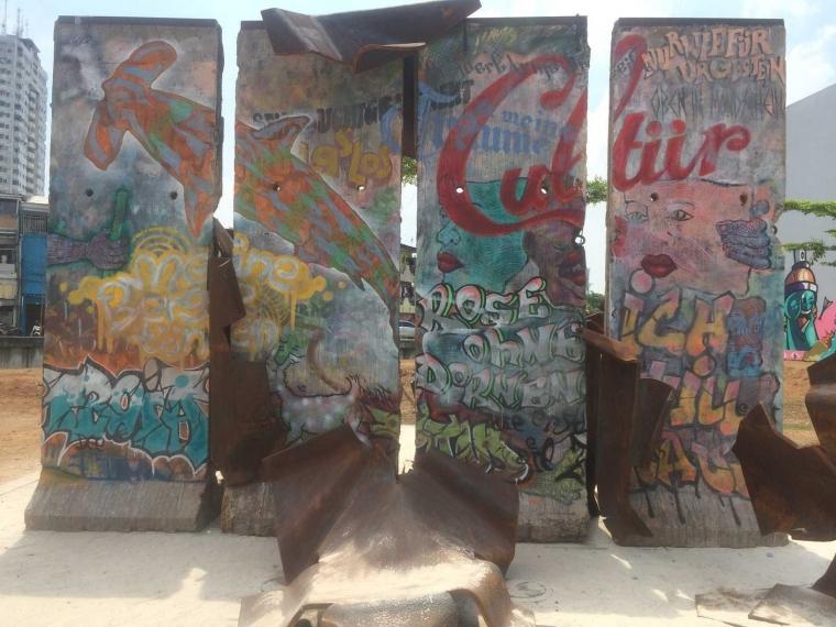 Tembok Berlin Mengguncang Kalijodo