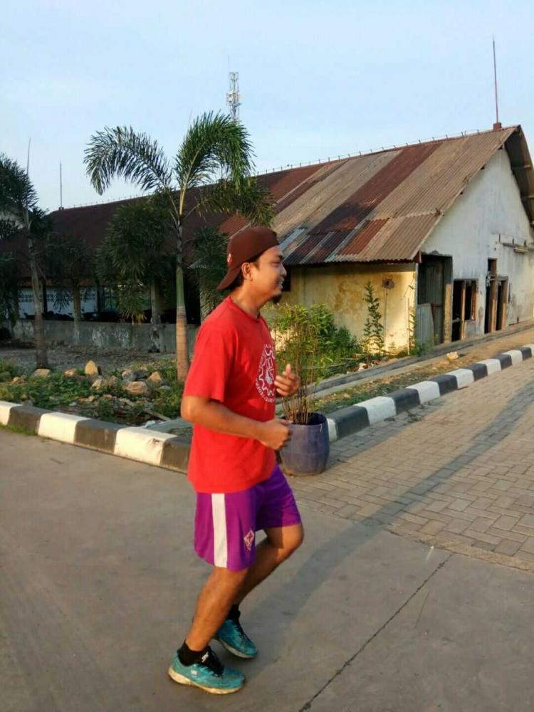 Rutin Olahraga Lari, Pusing Bawaanpun Hilang