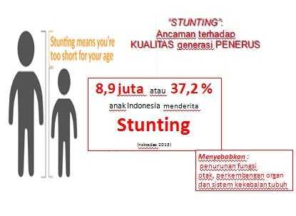 Melihat Kasus Stunting di Maluku, Konsultan Pemberdayaan Tidak Diam!
