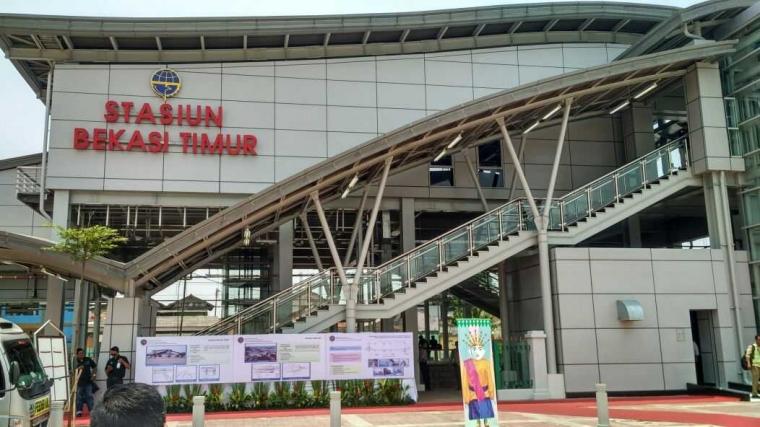 Kini Warga Cikarang Bisa Menikmati KRL ke Jakarta