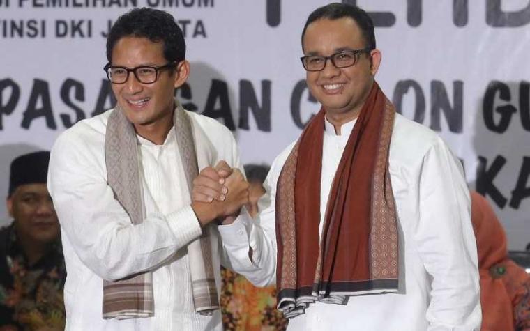 Anies-Sandi Gagal Dilantik Sebagai Gubernur dan Wakil Gubernur DKI?