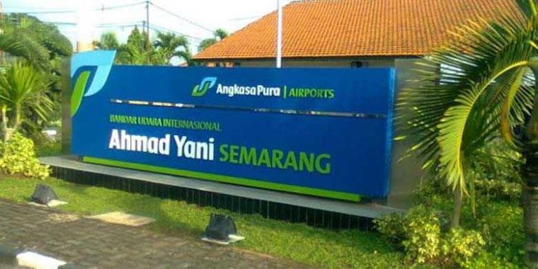 Presiden Optimis Pengembangan Bandara Ahmad Yani Rampung Tepat Waktu
