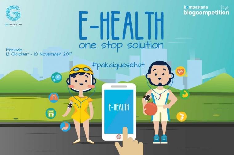 [Blog Comp] GueSehat, Satu Aplikasi untuk Segala Informasi Kesehatan Anda