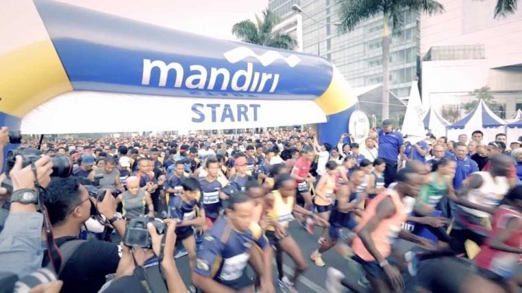 Lari, Olahraga Murah yang Berhadiah Besar