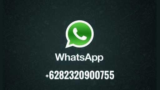 Opa Jappy Difitnah melalui WhatsApp