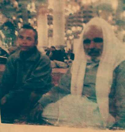 Sepinya Masjid di Arab