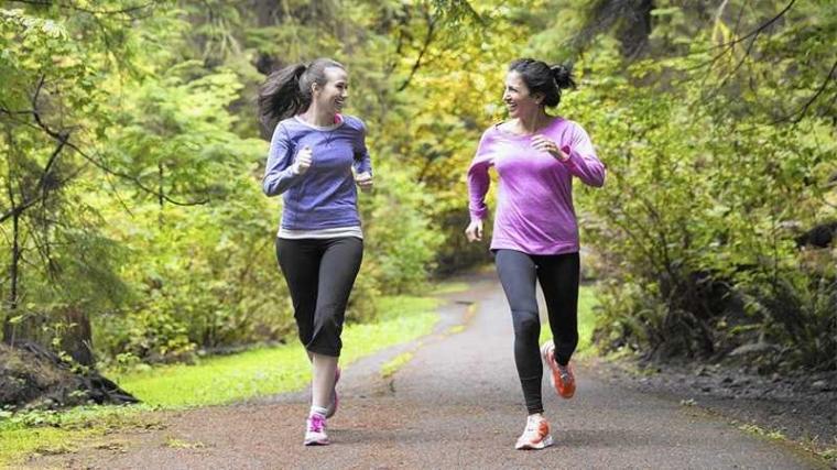 Lari Bukan Hanya Sekedar Berolahraga