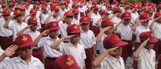 Kiat-kiat Mempertahankan dan Memupuk Semangat Belajar Siswa Sekolah Dasar
