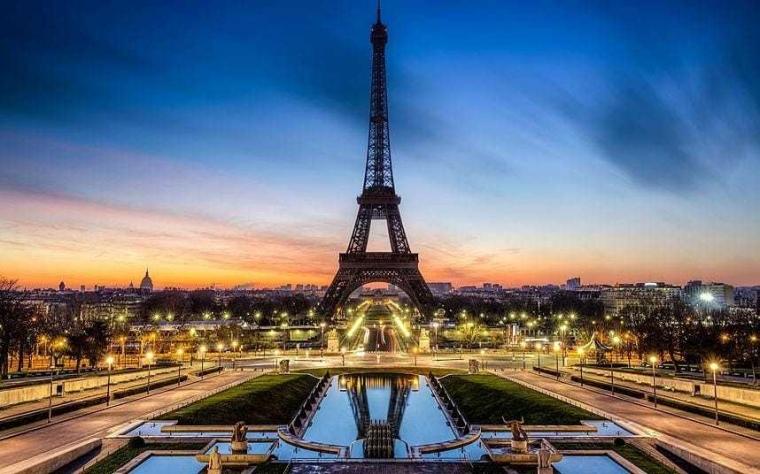 Plesiran Gratis ke Prancis di Musim Dingin, Mau?
