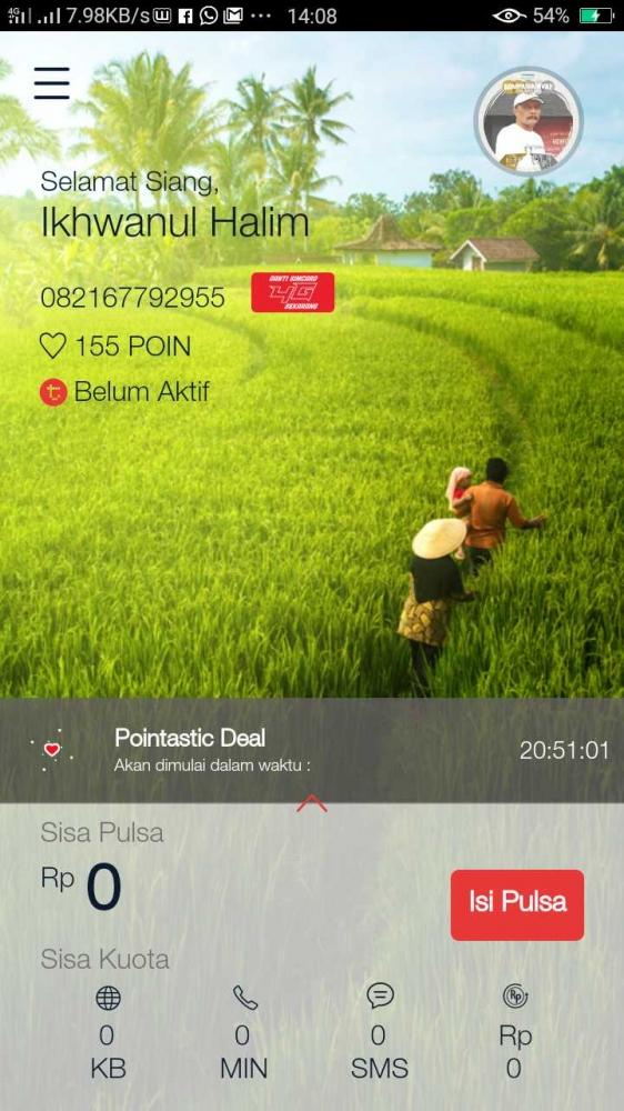 Pulsa Telkomsel Hilang, Kemana Harus Mengadu?