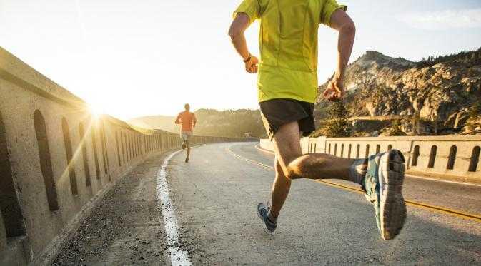 Ingin Turun Berat Badan? Olahraga Lari Jawabannya!