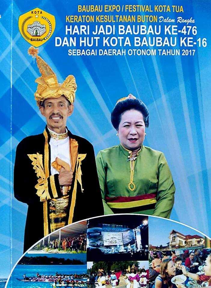 Hari Jadi Ke-476 Kota Baubau dan HUT Ke-16 Kota Baubau