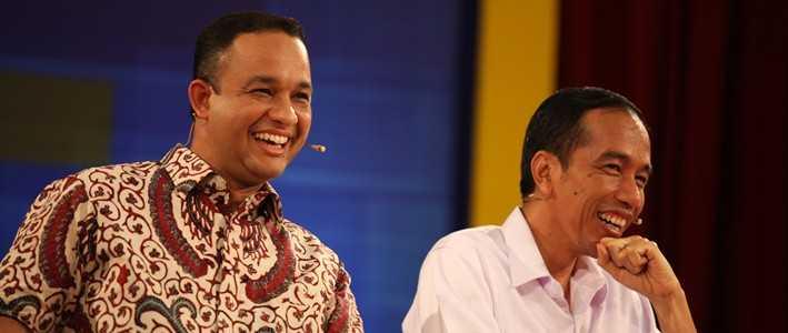 Dua Jempol Atas Kebesaran Hati Presiden Joko Widodo Melantik Mantan Menteri