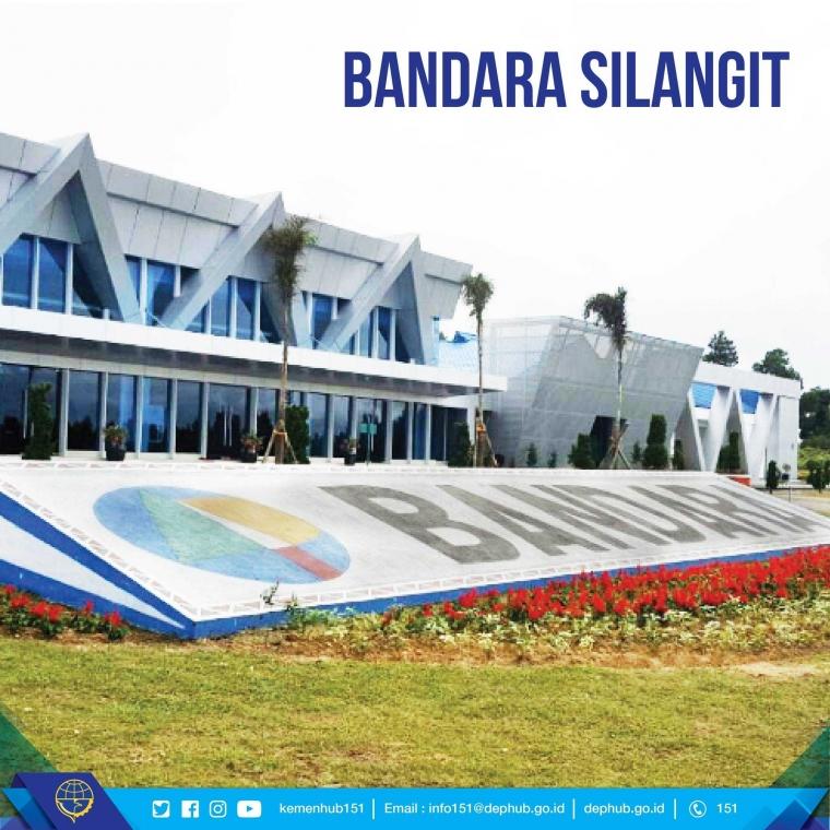 Bandara Silangit, dari Mati Suri Jadi Bandara Internasional