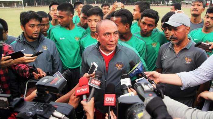 Ketua Umum PSSI Akan Hukum Pelaku Kerusuhan PSMS vs Persita