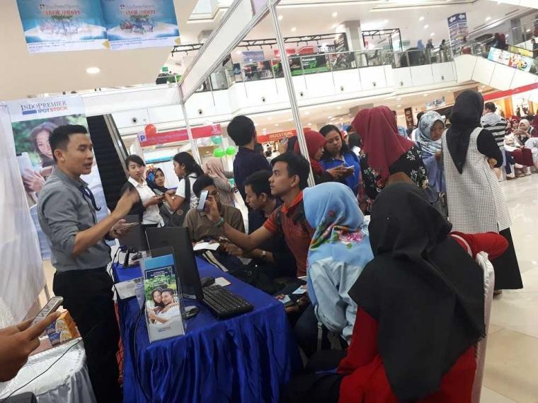 Saham Masuk Mall di Investival 2017 Lampung