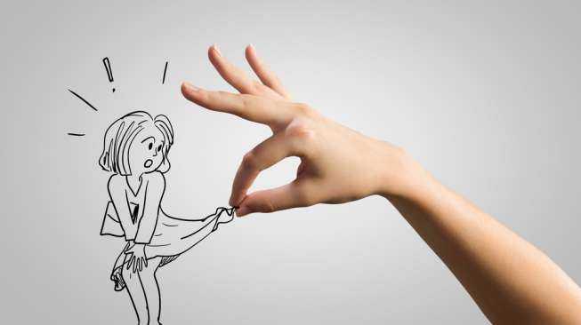 Pelecehan Seksual, Semoga Bukan Kebiasaan