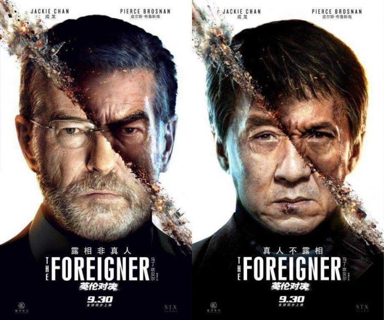 "The Foreigner: Ketika Seorang Ayah Memburu ""Pembunuh"" Putrinya"