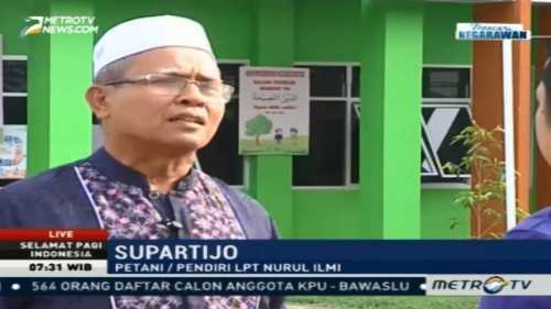 Petani Filantropis dari Sumatera Selatan