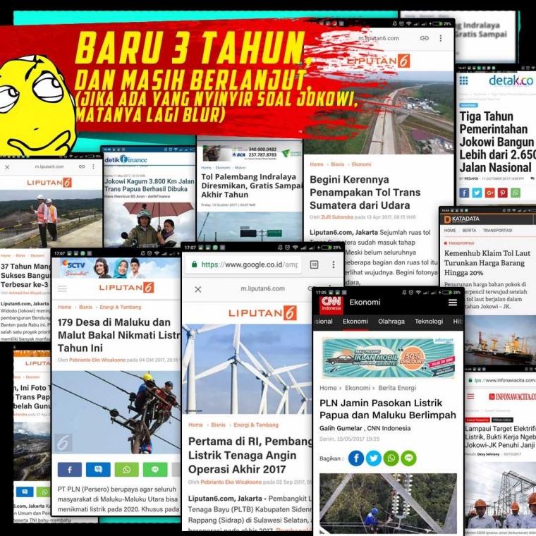 Ironi Media Partisan: Tak Berimbang Dalam Beritakan Hasil Pembangunan