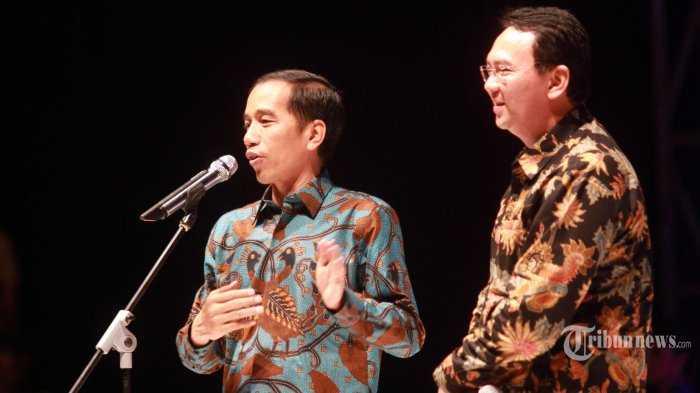 Syarat Ini Ganjal Ahok Jadi Cawapres Jokowi