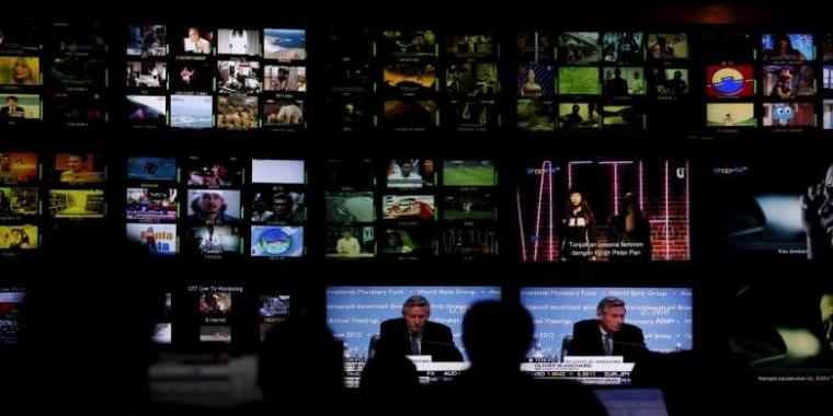 Gurita Parpol dalam Bisnis Televisi