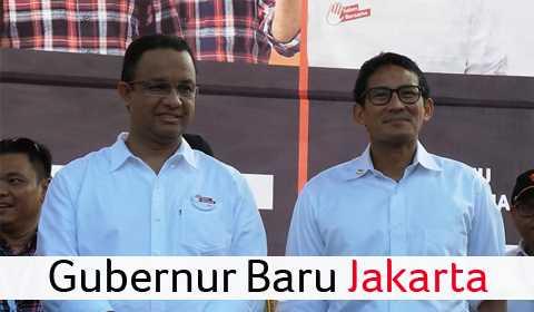 GUBERNUR BARU JAKARTA