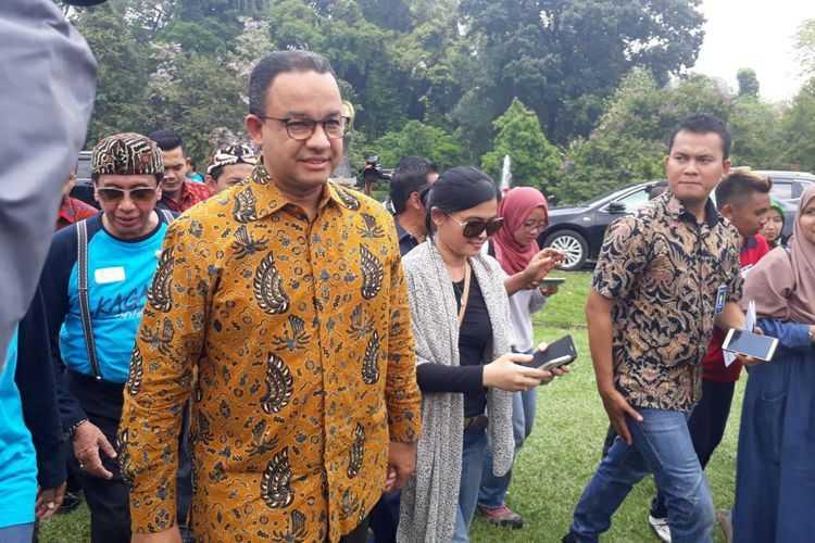 Ojo Dumeh! Catatan Seminggu Pak Anies Baswedan Memimpin Jakarta