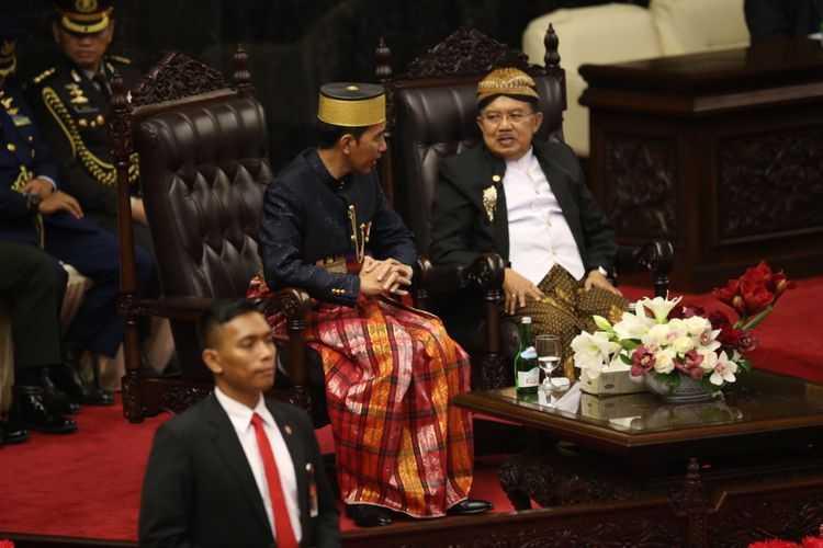 Kelakar Jusuf Kalla Menohok Orang Jawa