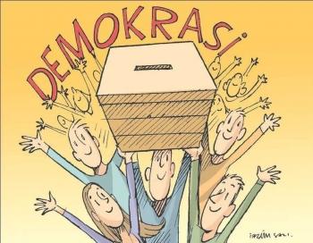 Demokrasi Di Indonesia Dulu Hingga Kini Halaman All Kompasiana Com