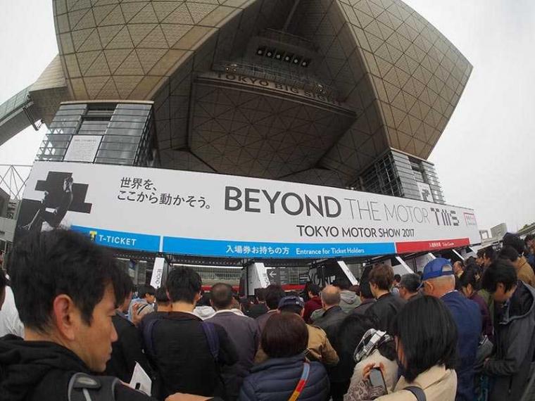 Mengintip Tren Mobil Masa Depan melalui Tokyo Motor Show 2017