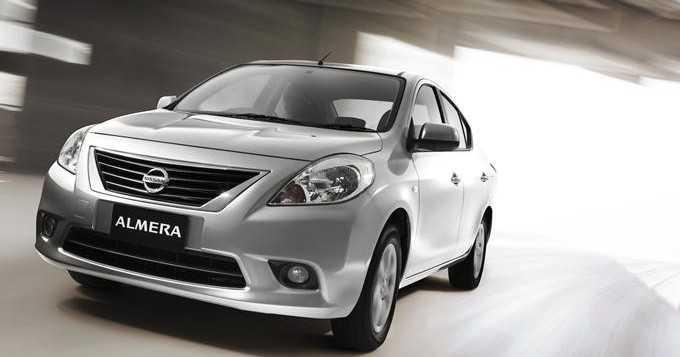 """Cocokkah Nissan Almera Dijadikan sebagai Taksi """"Online""""?"""