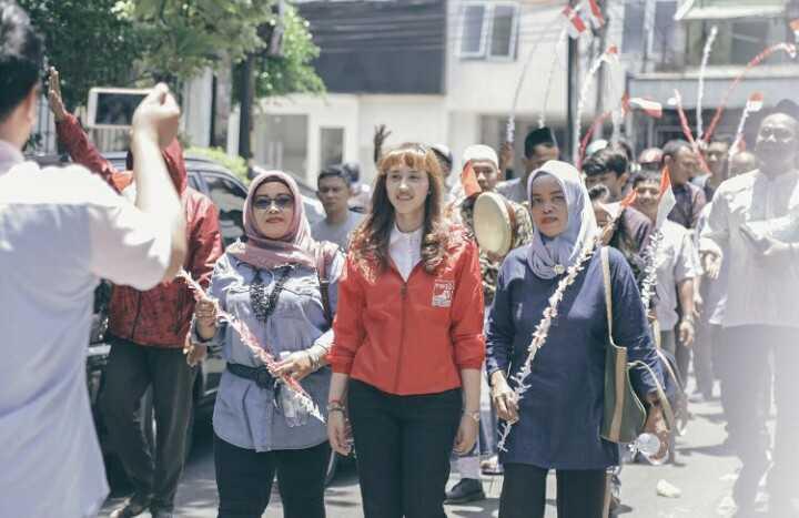 Semangat Antikorupsi Generasi Milenial lewat Sosok Tsamara Amany