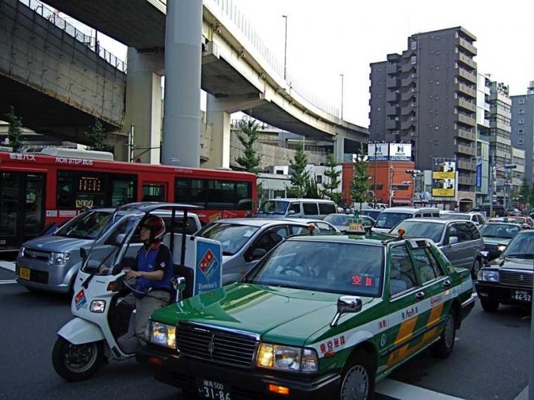 Alasan Knalpot Kendaraan di Jepang Tidak Mengepulkan Asap