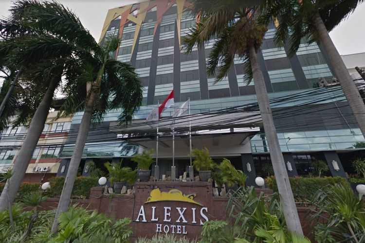 Hotel Alexis dan Simbol-simbol Kemegahannya