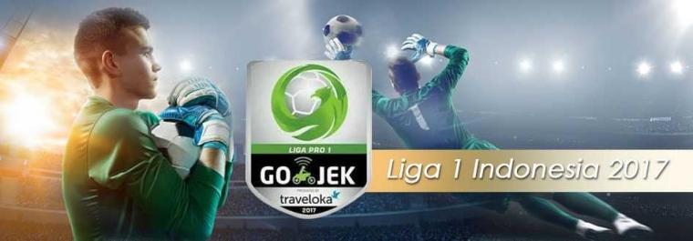 Laga Panas Papan Atas Liga 1 Go-Jek Traveloka