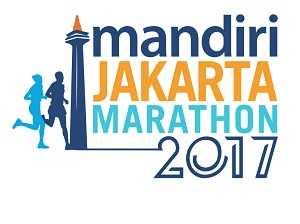 "Semarak ""Never Give Up"" dalam Mandiri Jakarta Marathon 2017"