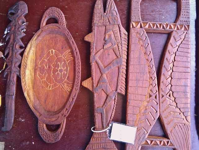 Mengukir Menjadi Budaya dan Seni yang Dipertahankan Masyarakat Kamoro