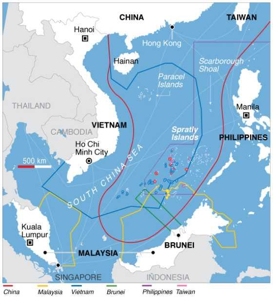 Konflik Laut China Selatan: Polemik Klaim Warisan Nenek Moyang dan Keterlibatan Indonesia