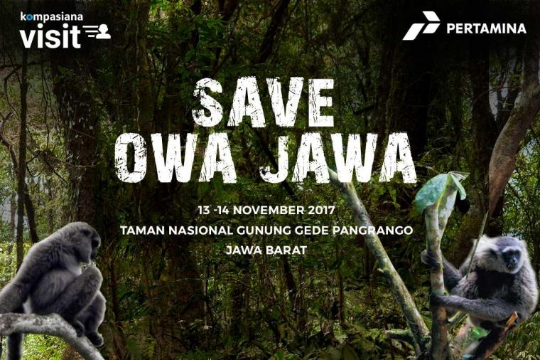 Saatnya Dukung Pelestarian Owa Jawa bersama Pertamina