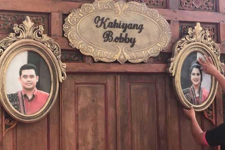 Menantu Pak Jokowi Itu Mandailing tapi Batak