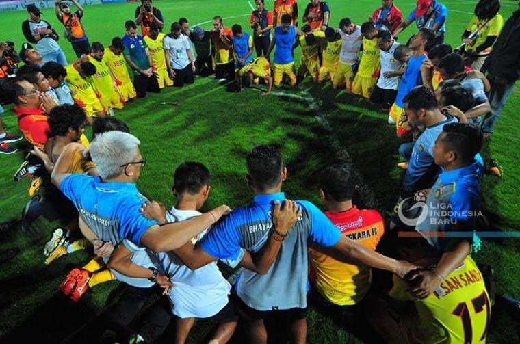Ramai-ramai Menghujat Bhayangkara FC dan Tolak Ukur yang Terlupakan
