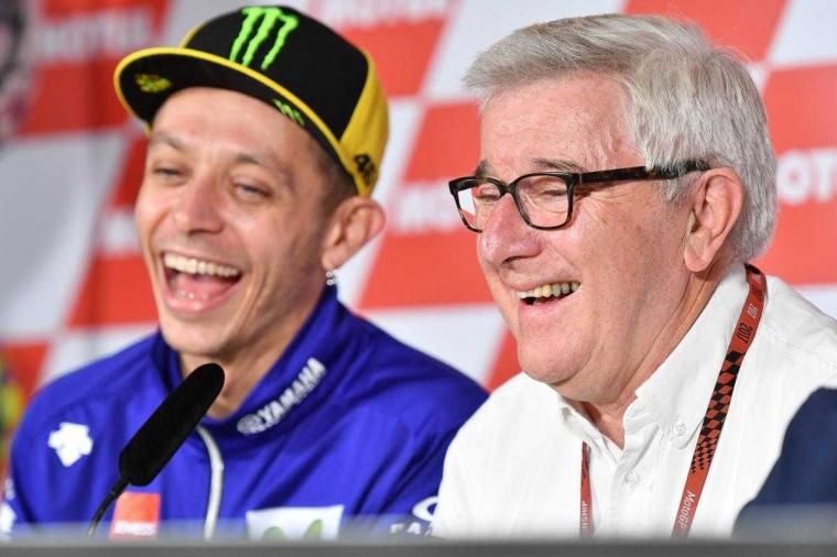 """Nick Harris, """"The Voice of MotoGP"""" Itu Memutuskan Pensiun"""