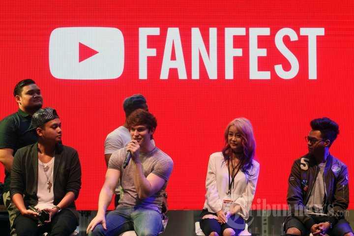 "YouTube Fan Festival, Perhelatan bagi Para Generasi ""Millenial"""