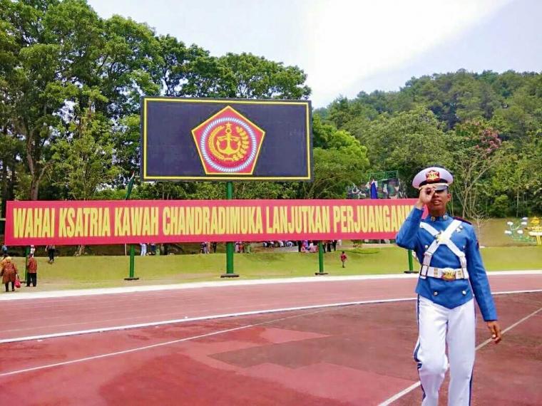 Mengenang Perjuangan Adik Menjadi Anggota Tentara Nasional Indonesia!