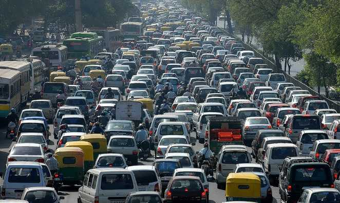 Kemacetan Jakarta, Mari Bicara Data