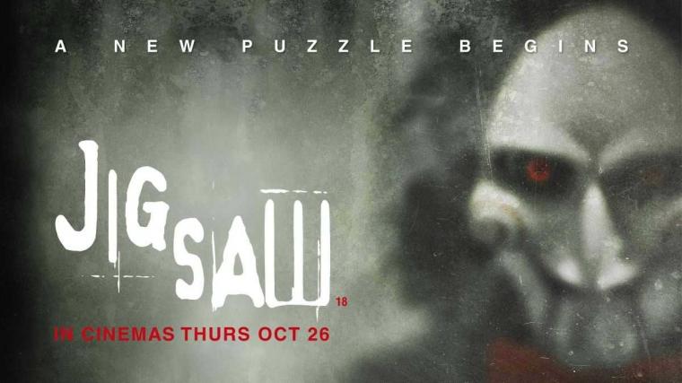 """""""Jigsaw"""", Bangkitnya Pembunuh Legendaris dengan Permainan Mematikan"""