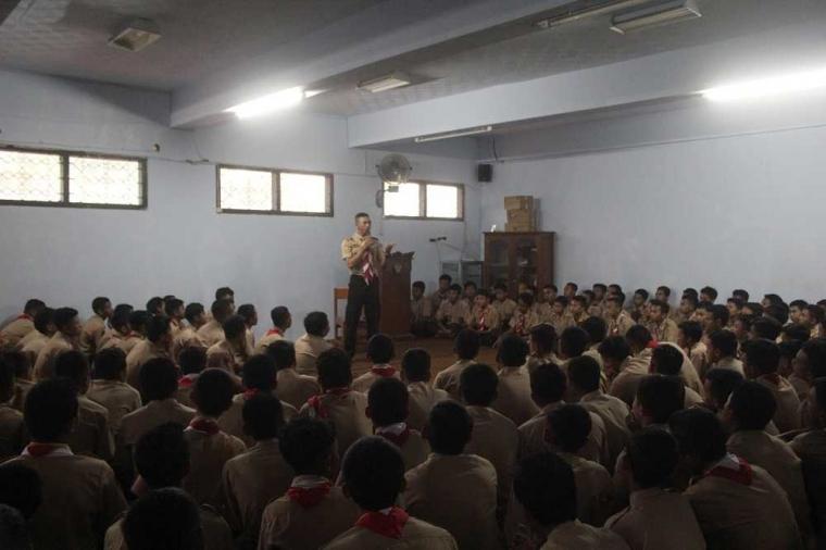 Semangat Hari Pahlawan Warnai PBA Sri Rama dan Dewi Shinta