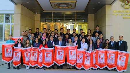 PPI Tiongkok Sukses Gelar RKTT di Beijing