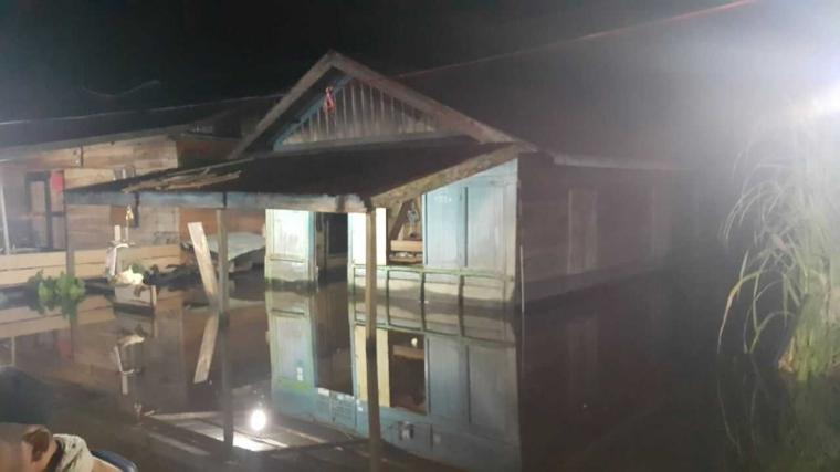 Anak Usia 3 Tahun itu Hilang Terbawa Banjir di Aceh Singkil